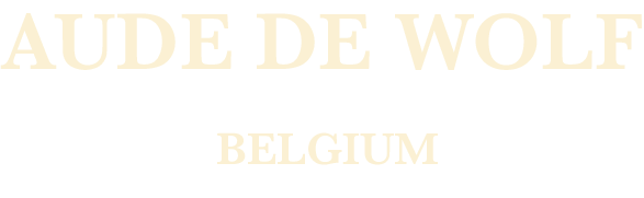 AUDE DE WOLF BELGIUM